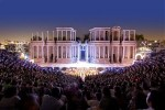 Teatro romano Merida Extremadura