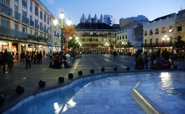 Plaza Mayor de Ciudad Real