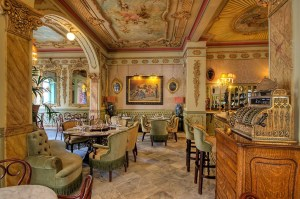 Restaurante cafe royalty Cadiz