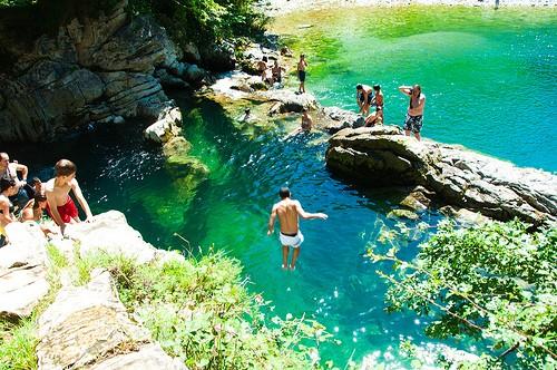 Las 10 mejores piscinas naturales en espa a viajar por for Piscinas en asturias
