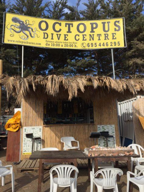 Escuela de buceo OCTOPUS Cadiz