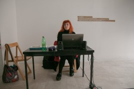Suzana Marjanić, Nature in/of art of performance, lecture