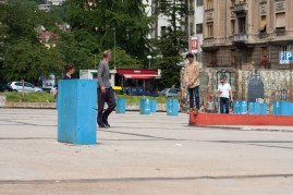 "20/5, 15.00: Blue plots, Elementary school ""Nikola Tesla"", Rijeka"