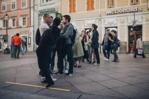 NIKA RUKAVINA - Vi ste sljedeći na redu / You're Next, Photo by Tanja Kanazir
