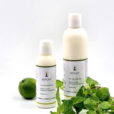 Minty Fresh Natural Conditioner