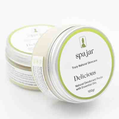 spajar skincare Delicious Natural Deodorant Paste