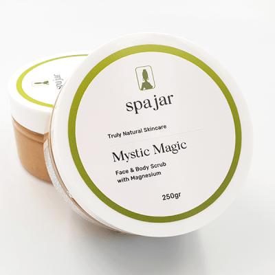 spajar skincare Mystic Magic Natural Face & Body Scrub