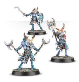 Warhammer Quest Silver Tower Tzaangors