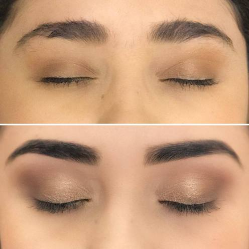 Eyebrow Shaping & Waxing in Brownsville, - 21.7KB