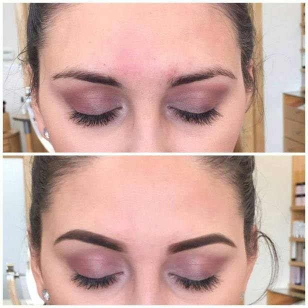 Brow Shaping & Touch-Up