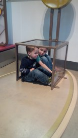 whats the big deal of course we can fit in the box