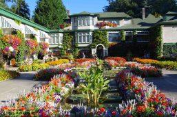 Butchart Gardens 45 Making A Life