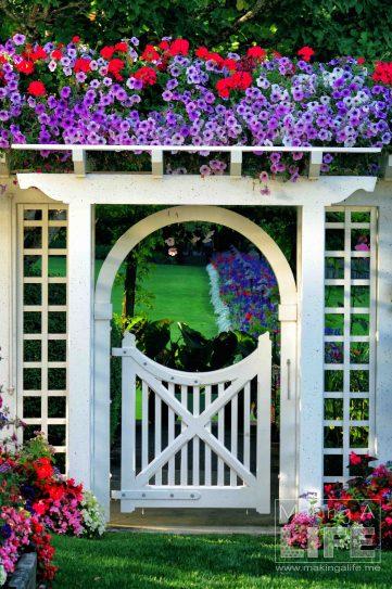 Butchart Gardens 58 Making A Life