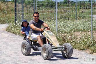 Pedal Go Kart Safari Niagara