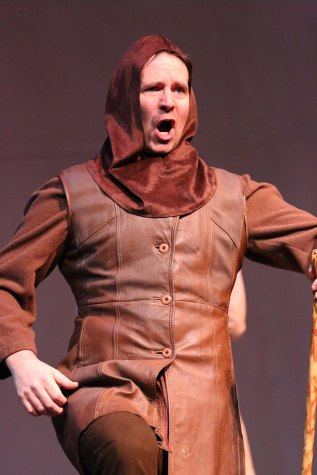 Jamie Hunt as Lance
