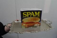 Big Spam Tray