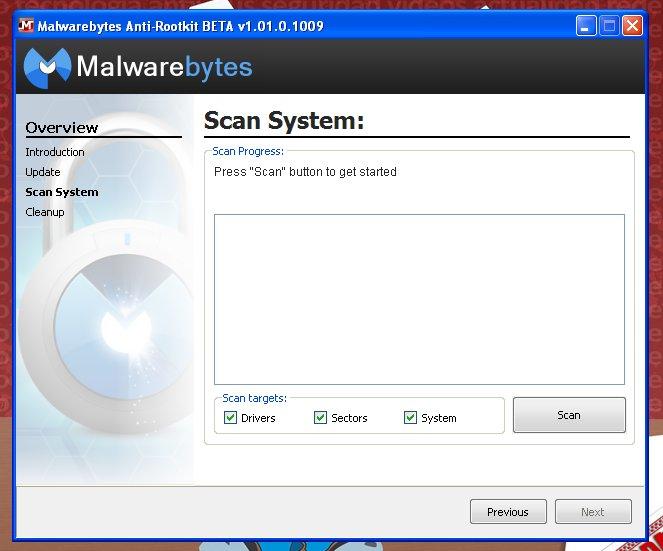 Malwarebytes Anti-Rootkit