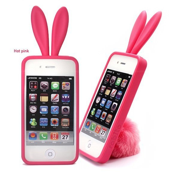rabito-bunny-ears-rabbit-furry-tail-hot-pink-silicone-3d-4-case-foto-385182