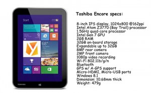 Toshiba-Encore