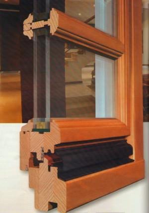 Tamplarie lemn stratificat Robimex