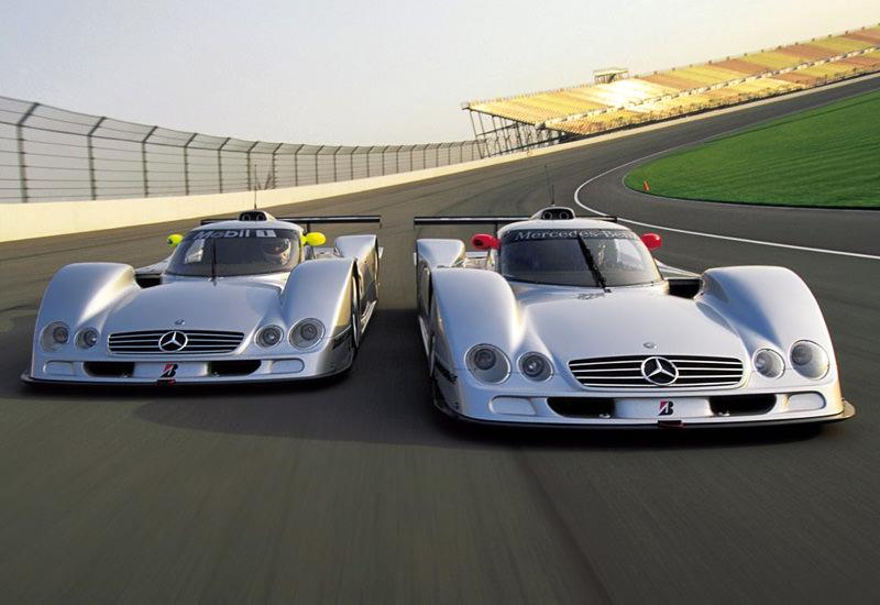 1999 Mercedes-Benz CLR