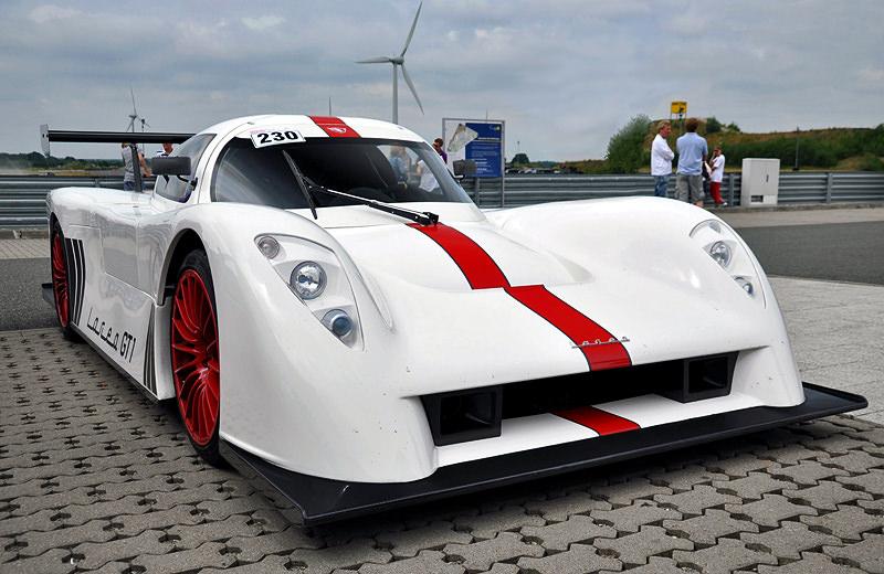 2010 M-Racing Larea GT1 S9