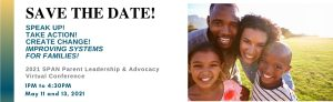 link to 2021 Parent Advocacy Leadership Conference