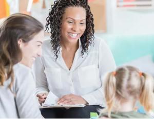 parent teacher student