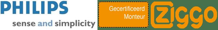 Philips, ges.ziggo, www.spandi.nl