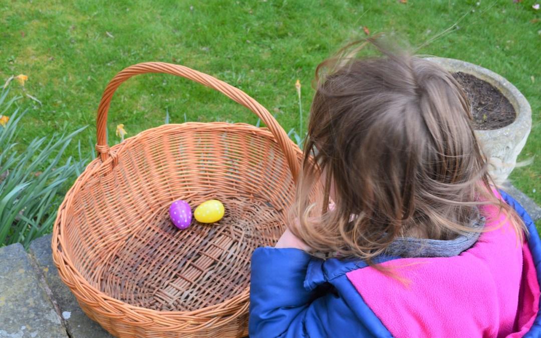 Practica phonics en Semana Santa con este juego de Pascua