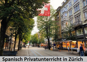 Spanisch Privatunterricht Zürich