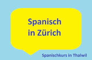 Spanischkurs in Thalwil