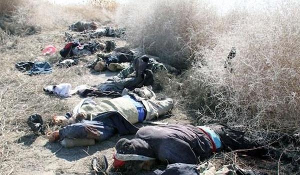 Terroristas de Al Nusra muertos en Hama