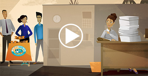 Engaging and Interactive courses video.