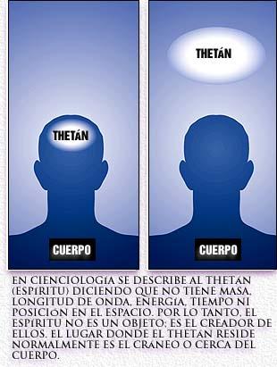 Resultado de imagen para imagenes cienciologia thetan