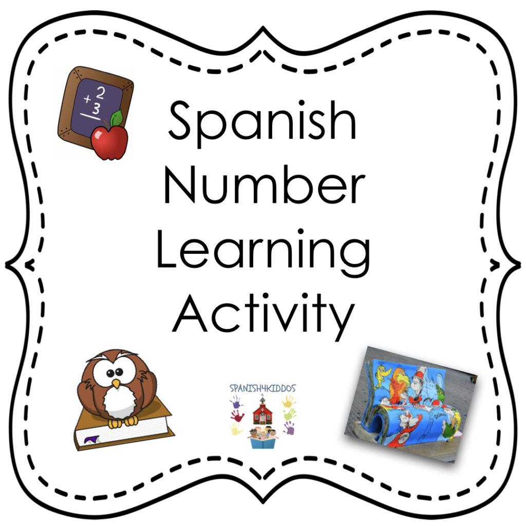 Worksheets Spanish4kiddos