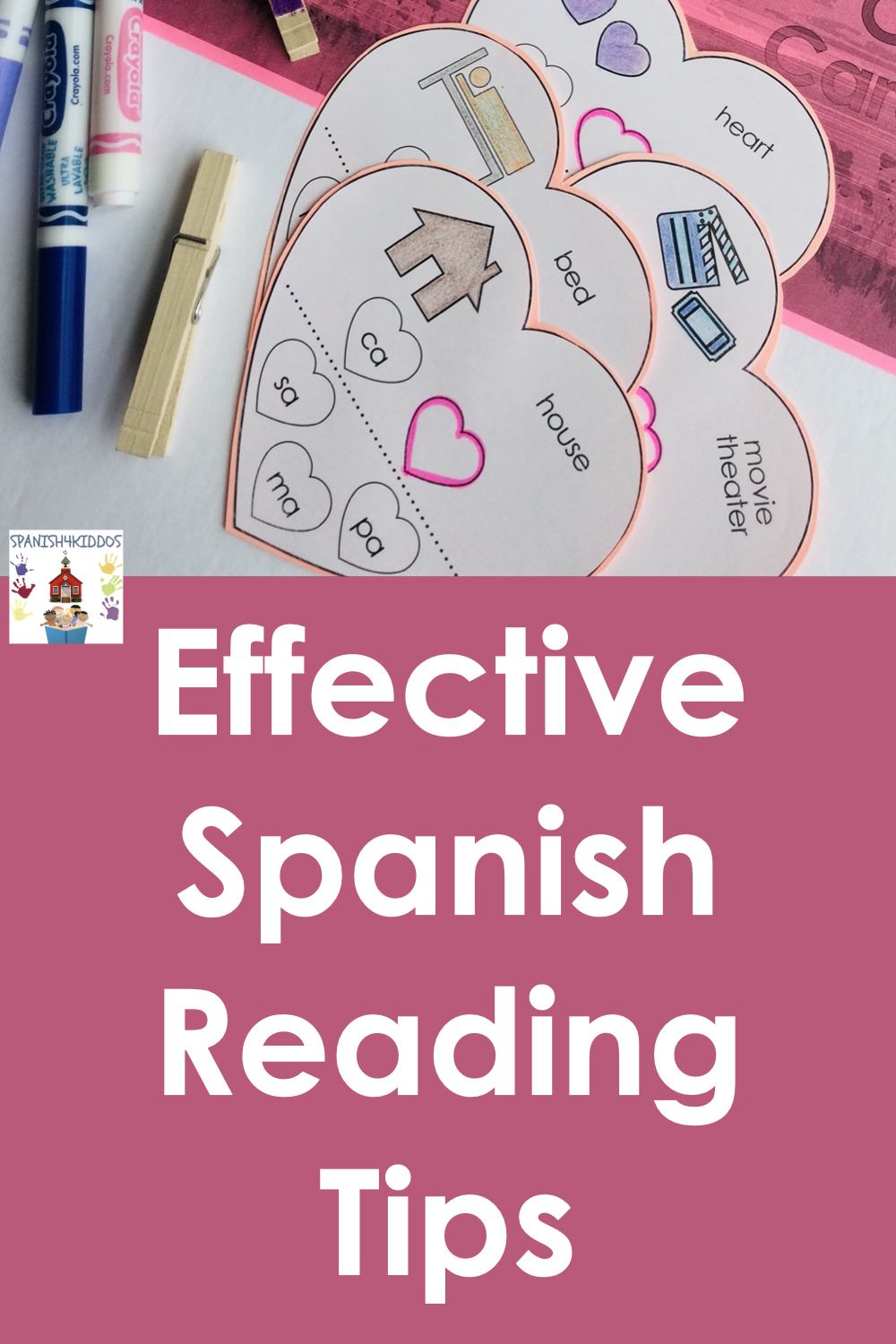 Spanish reading tips
