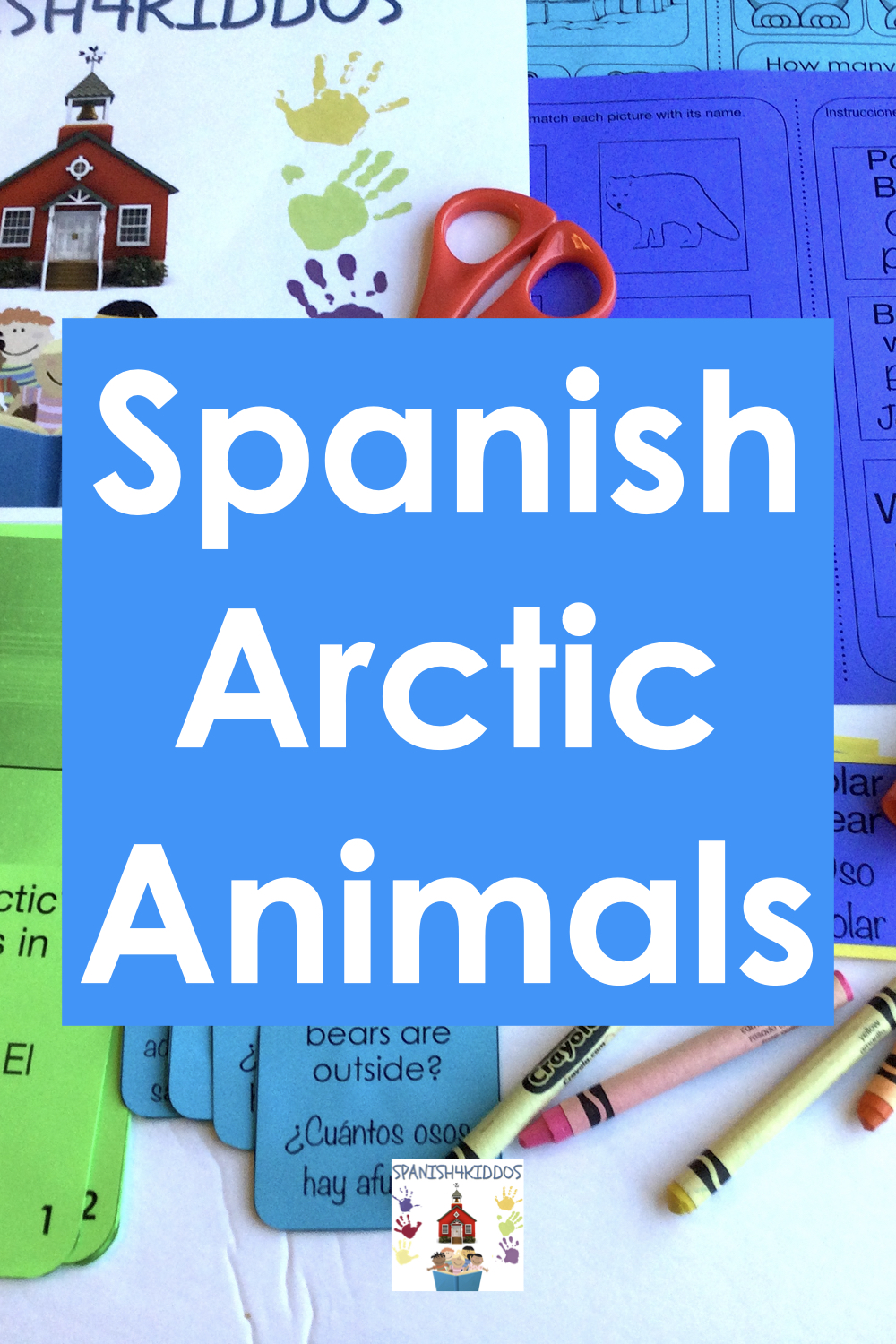 Spanish arctic animals