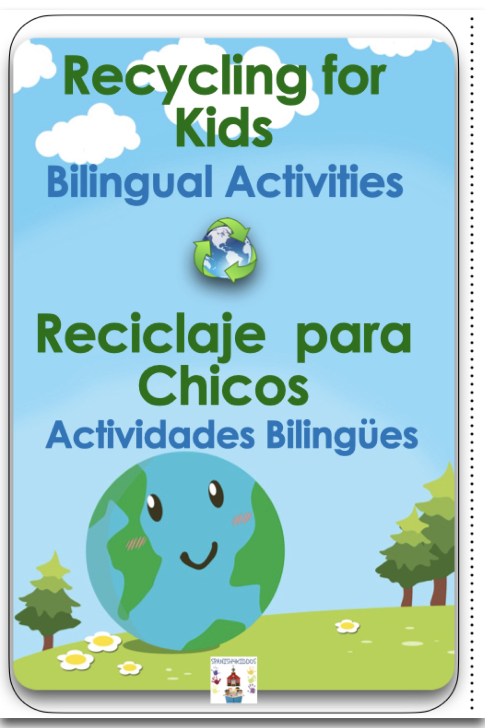 recycling bilingual reading