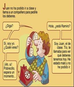 El Estilo Indirecto spanishcoursesblog.delengua.es