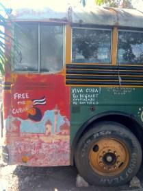 Autobús de los Pastores por la Paz