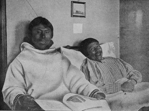 Eskimo_im_Hospital_in_Okak