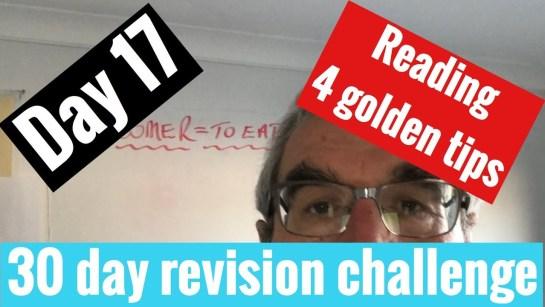 Spanish GCSE 30 day challenge | day 17