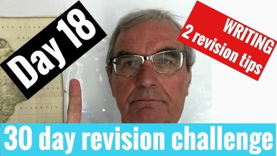 Spanish GCSE 30 day challenge   day 18