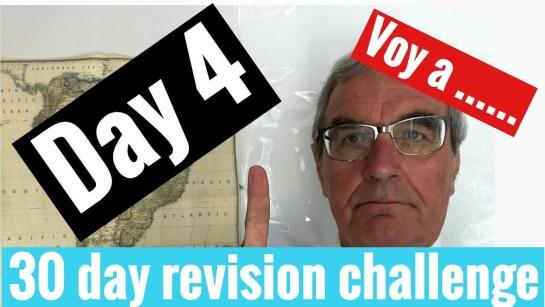 Spanish GCSE 30 day challenge | day 4