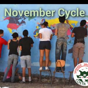November Beginner Group