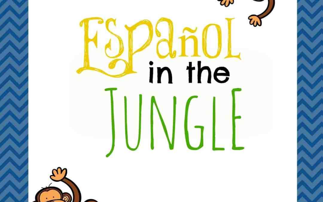 Español in the Jungle: Unit 2