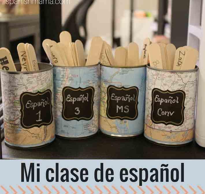 Spanish Classroom Decorations High School ~ My spanish classroom mama