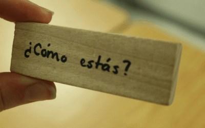 Conversation Jenga for Language Classes
