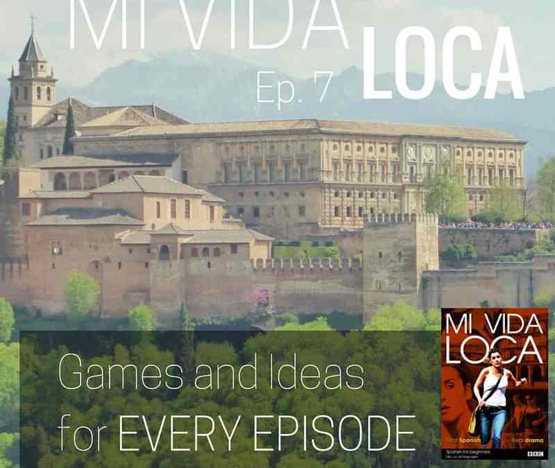 Mi Vida Loca Episode 7: La oficina de turismo